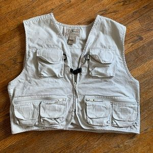L.L. Bean Fly Fishing Vest